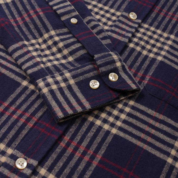Portuguese Flannel Tomar Shirt