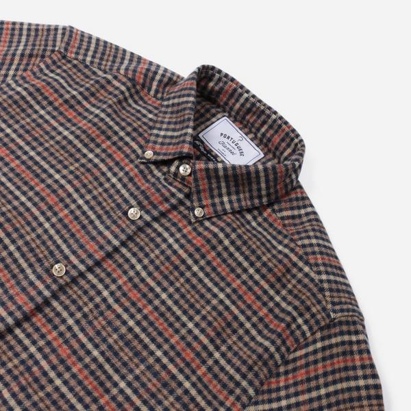 Portuguese Flannel Twill Shirt