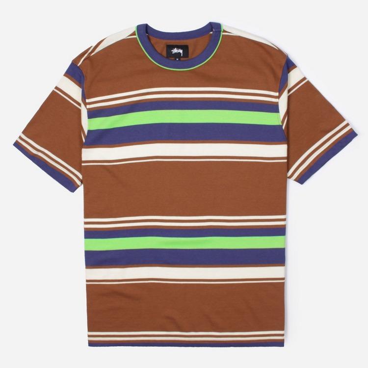 Stussy Lucas Stripe T-shirt
