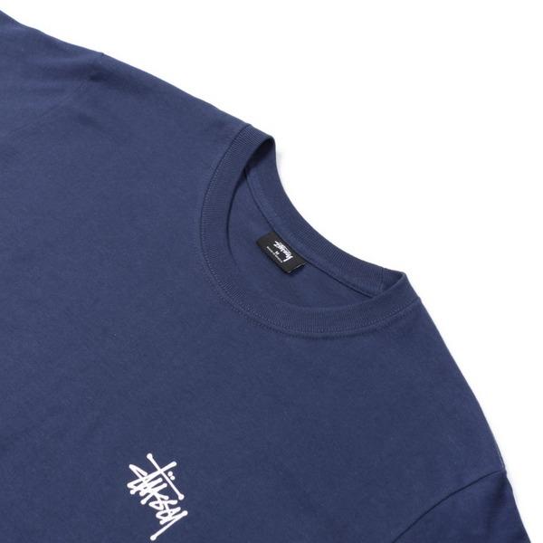 Stussy Basic Logo Short Sleeve T-Shirt