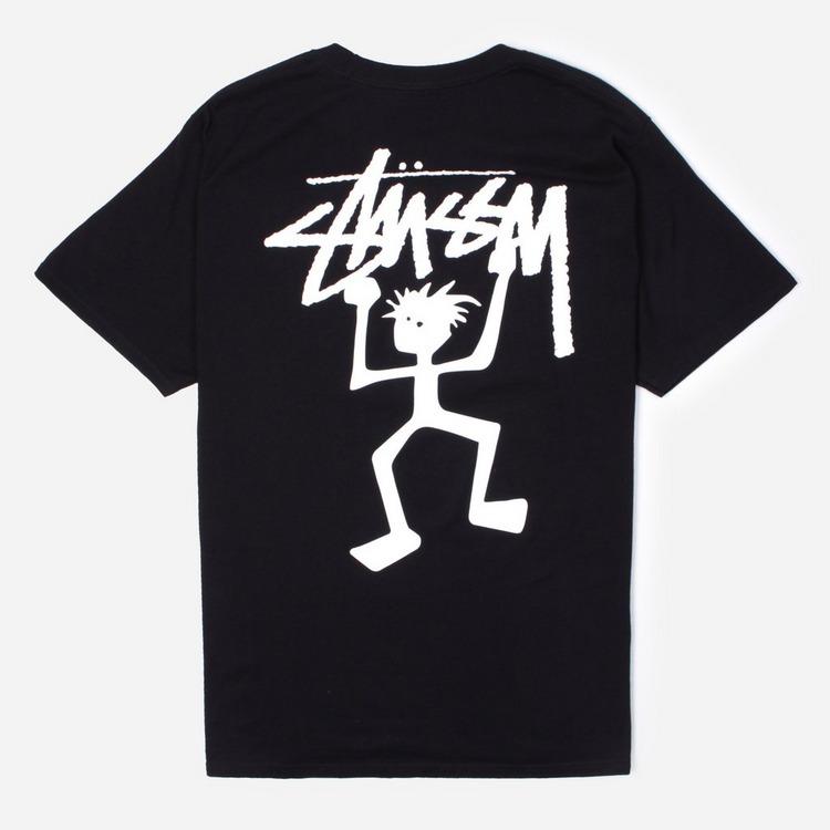 Stussy Warrior Man Short Sleeve T-Shirt