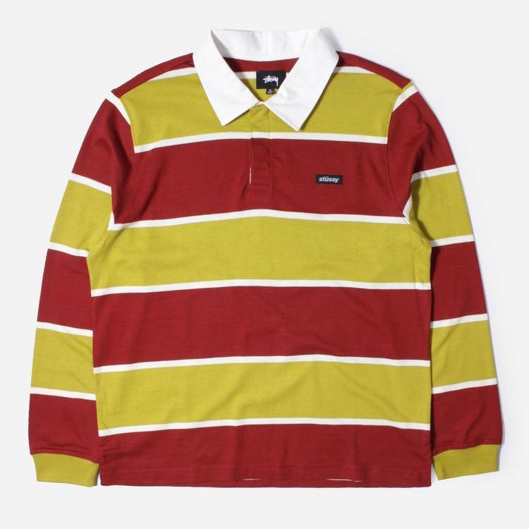 Stussy Blake Rugby Shirt