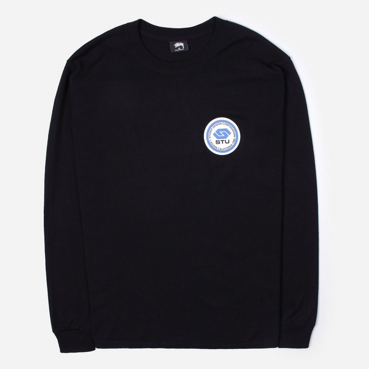 Stussy Transport Long Sleeved T-Shirt