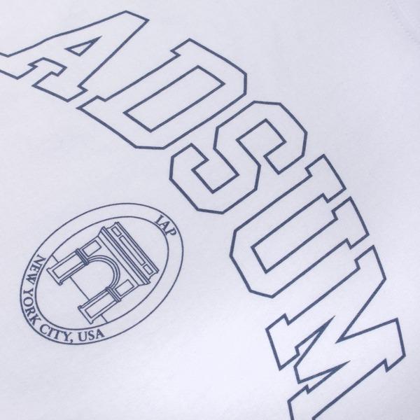 Adsum Square Park Short Sleeve T-Shirt
