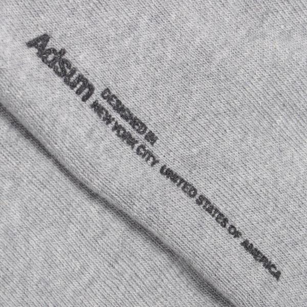 Adsum Logo Gold Toe Socks