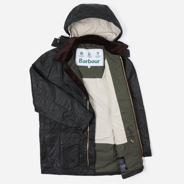 Barbour Endurance Wax Jacket