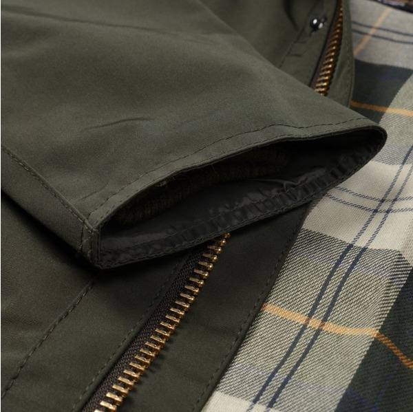 Barbour Bedale Hooded Jacket