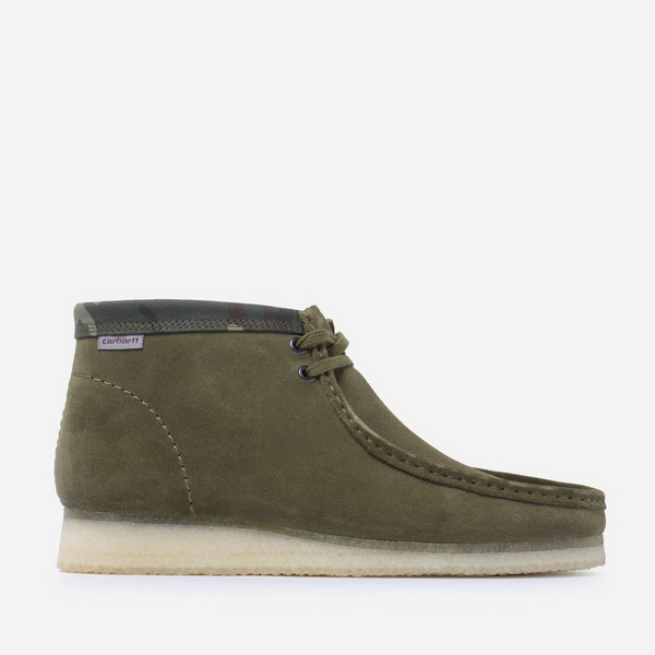 Clarks Originals x Carhartt Wallabee Boot