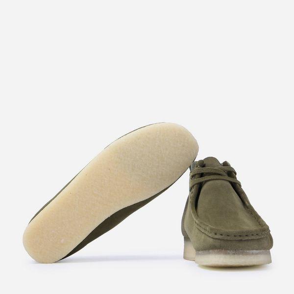 Clarks Originals x Carhartt Wallabee Boot