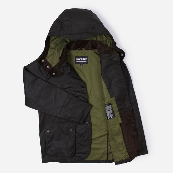 Barbour x Engineered Garments Upland Wax Jacket