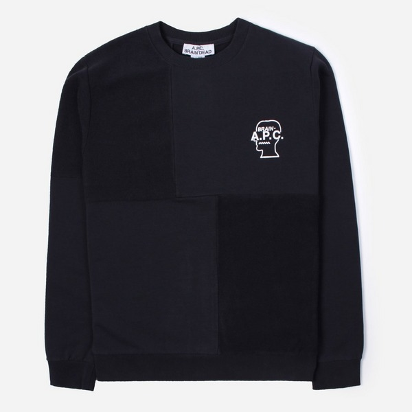 A.P.C. x Brain Dead Pony Hair Sweatshirt