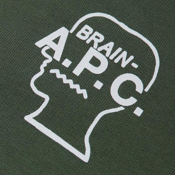 A.P.C. x Brain Dead Pony Hair Sweatshirt
