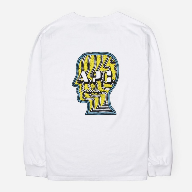A.P.C. x Brain Dead Molly T-Shirt Long Sleeved