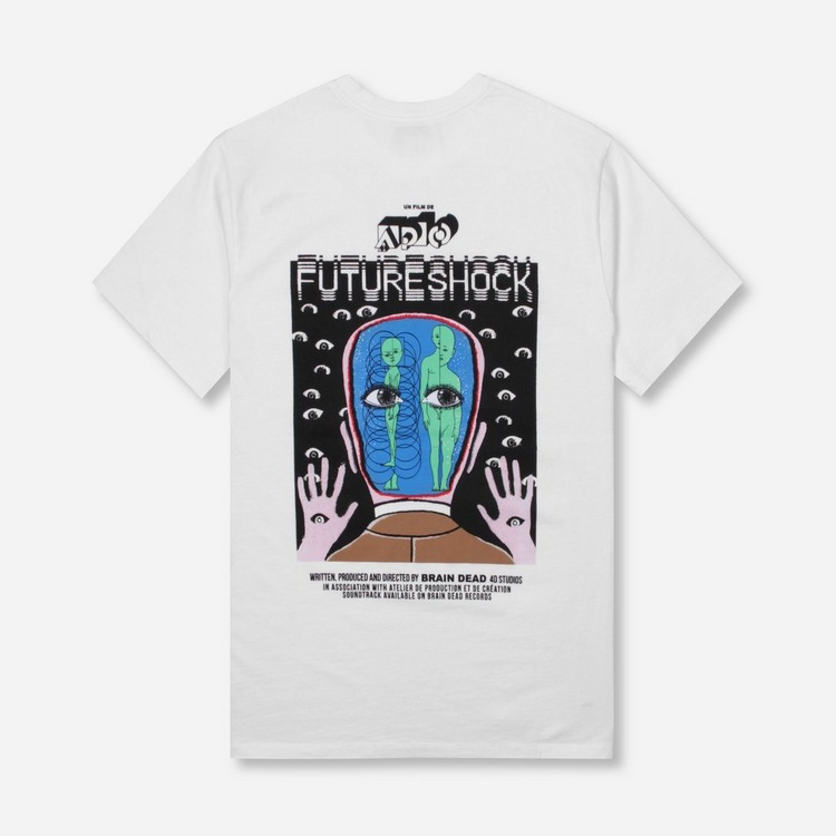 A.P.C. x Brain Dead Dusty T-Shirt