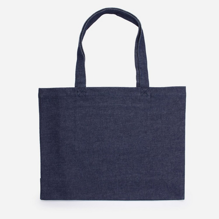 A.P.C. Shopping Logo Tote Bag