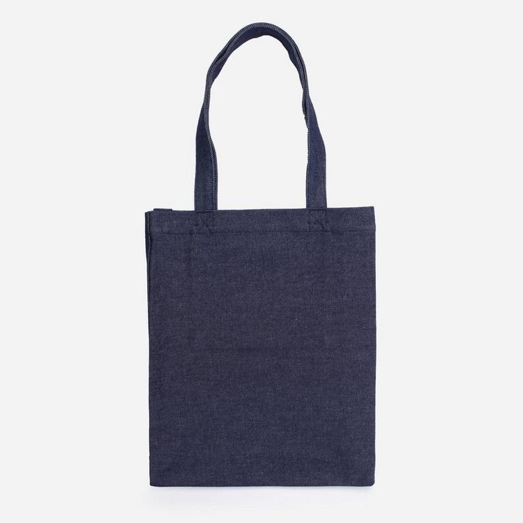 A.P.C. Shopping Logo Tote Bag