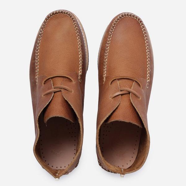 Yogi Footwear Lucas Tumbled Vibram