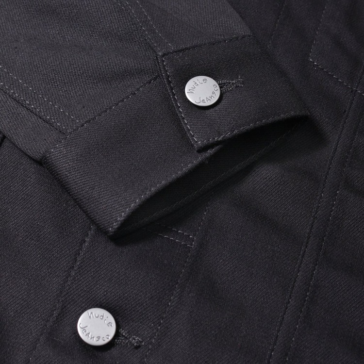 Nudie Jeans Co. Jerry Dry Black Twill