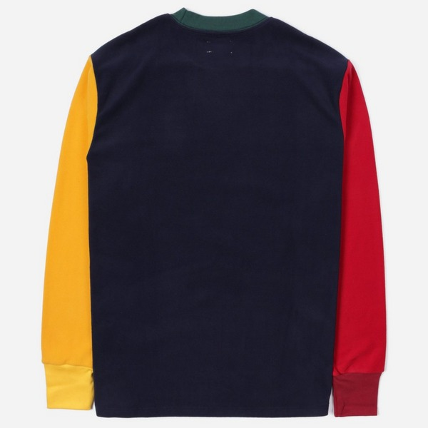 Aime Leon Dore Colourblock Fleece T-Shirt