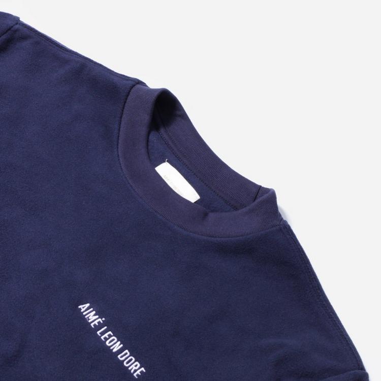 Aime Leon Dore Long Sleeved Fleece T-Shirt