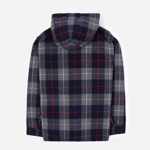 Arpenteur Toast Heavy Cotton Flannel Shirt