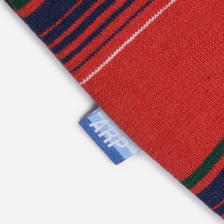 Arpenteur Match Long Sleeved Striped T-Shirt