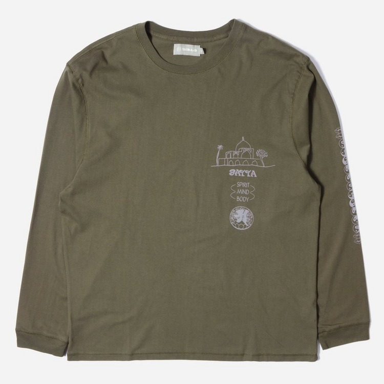 Satta Yin Long Sleeved T-Shirt
