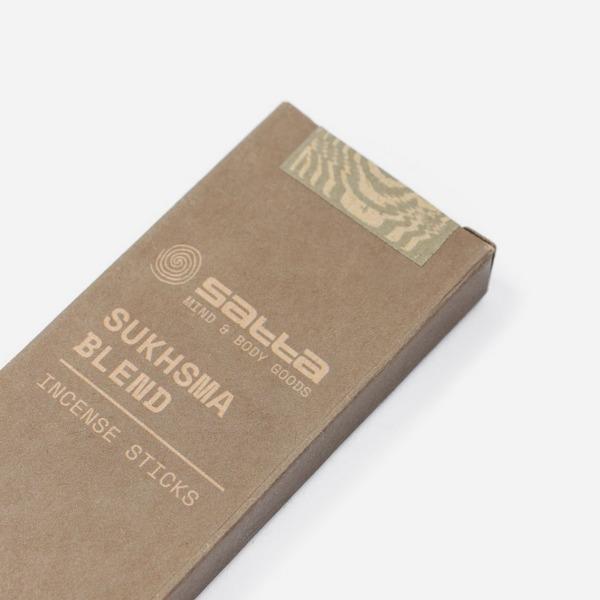 Satta Sukhsma Blend Incense