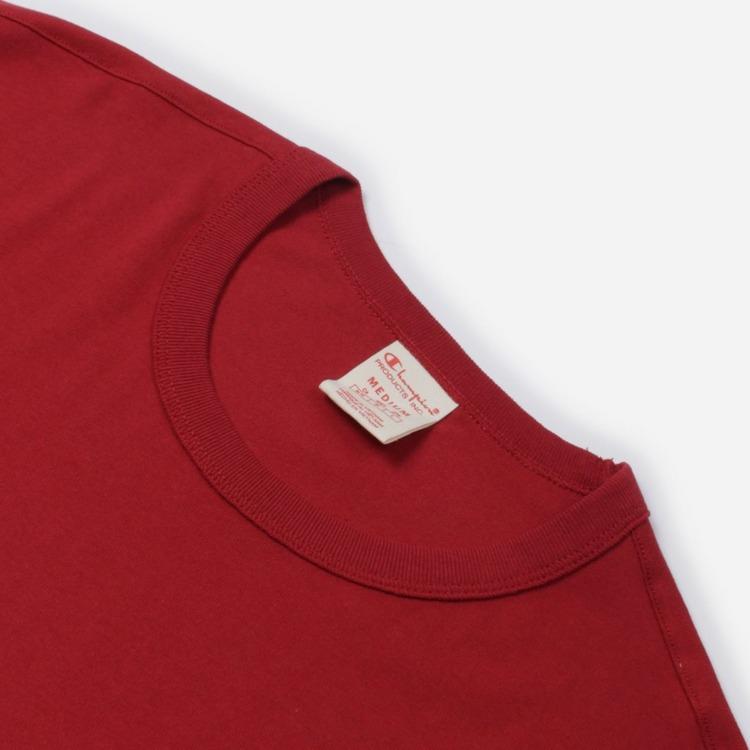 Champion Basic Crew Neck T-Shirt