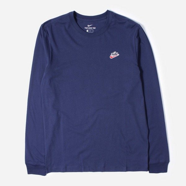 Nike Sportwear Heritage Long Sleeved T-Shirt
