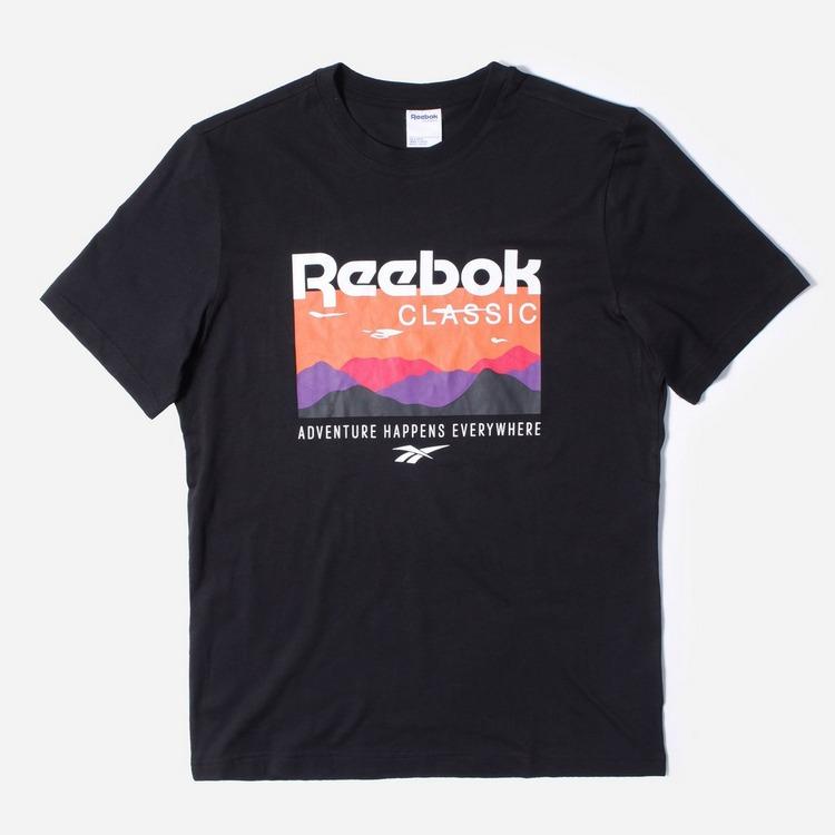 Reebok Trail Graphic T-Shirt