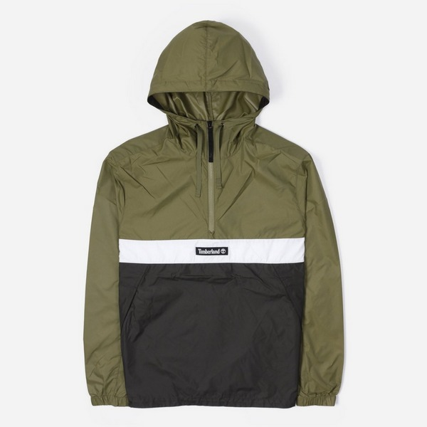 Timberland Side Zip Pull Over Jacket