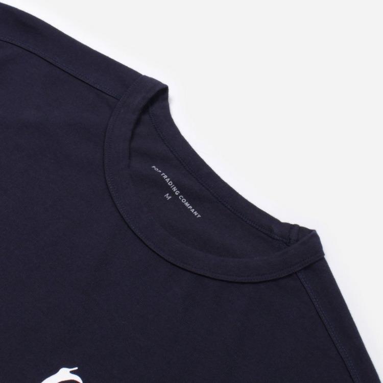 Pop Trading Company X Parra Long Sleeved T-Shirt