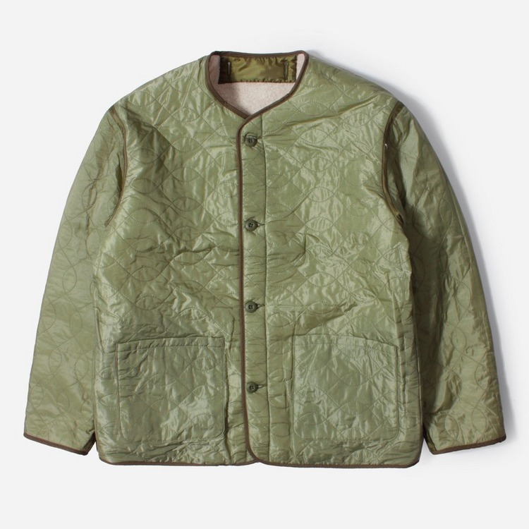 Beams Plus M-65 Liner Jacket