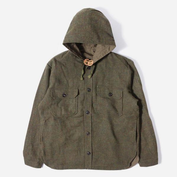 Beams Plus Hooded Jacket