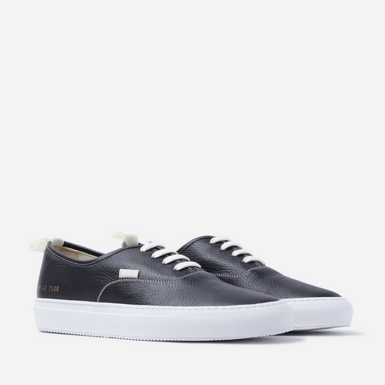 Common Projects Four Hole In Leather