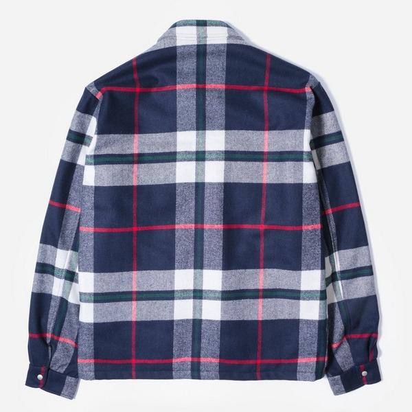 Woolrich Alaskan Quilted Overshirt