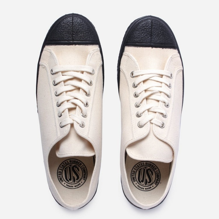 US Rubber Company Low Top