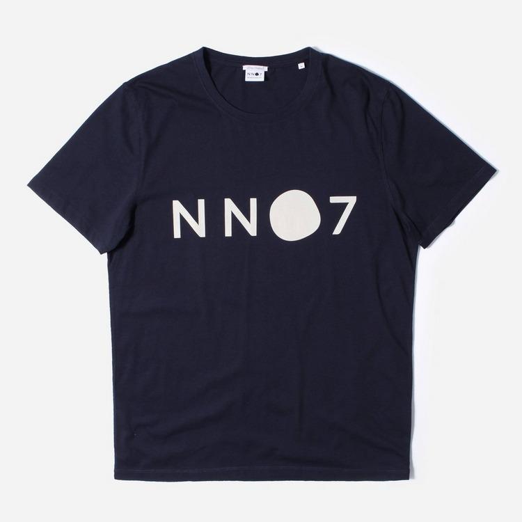NN07 Ethan Logo 3208 T-Shirt