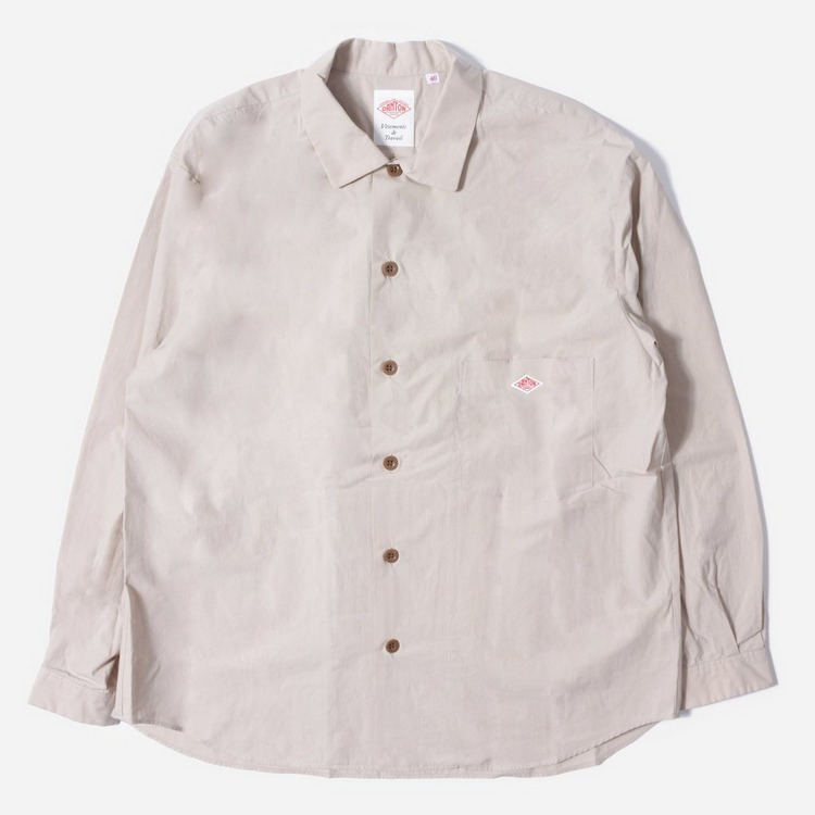 Danton Typewriter Shirt