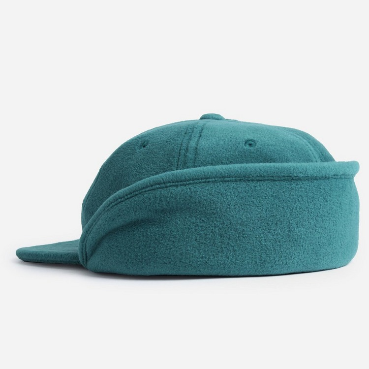 Stussy Patch Ear Flap Cap