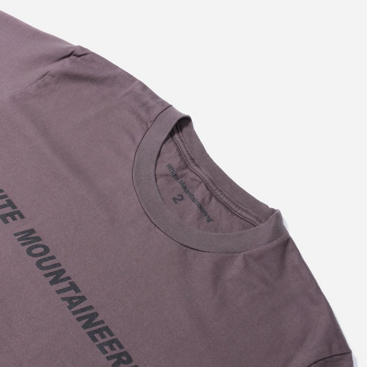 White Mountaineering Printed Logo T-Shirt