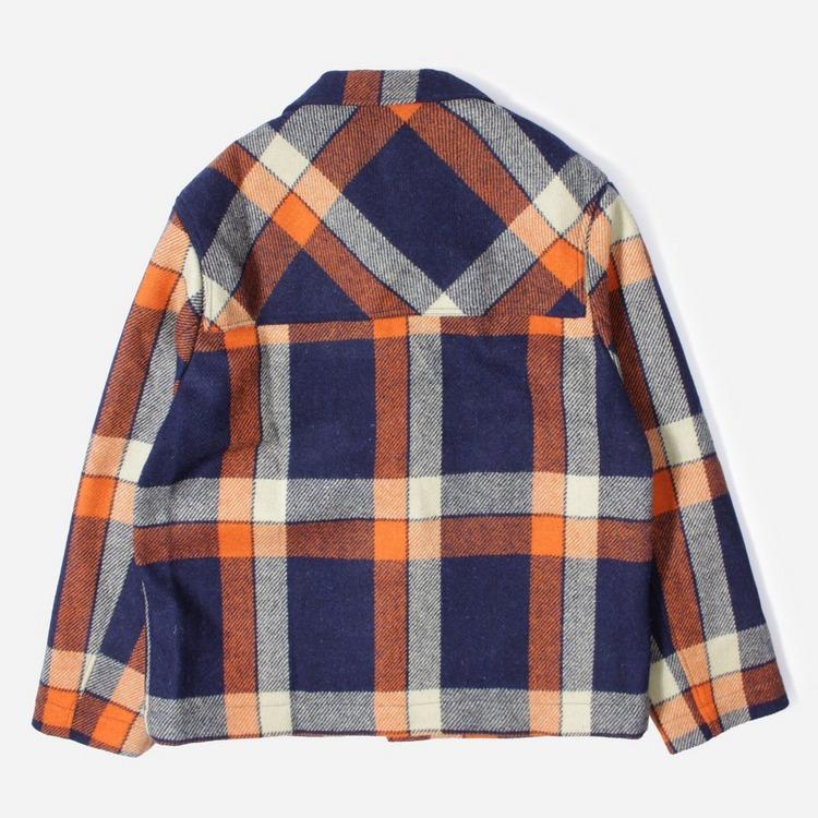Albam Harris Tweed Donkey Jacket