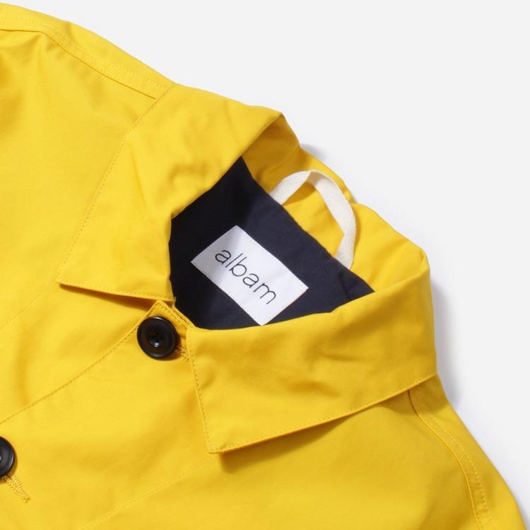 Albam Canvas Rail Jacket