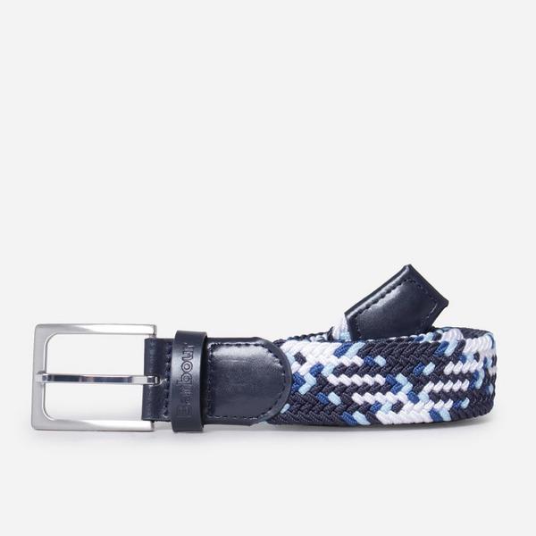Barbour Tartan Ford Belt