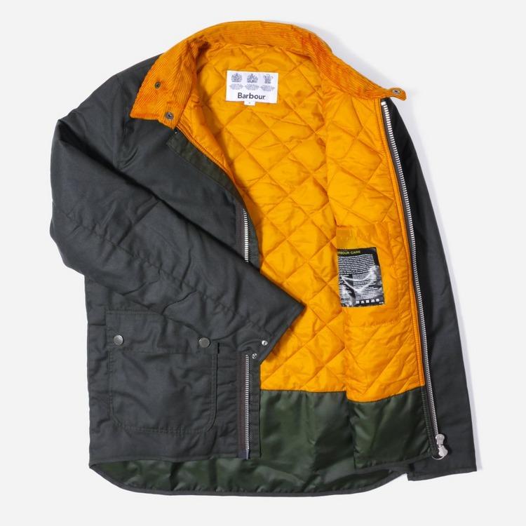 Barbour Beacon Trinder Wax Jacket