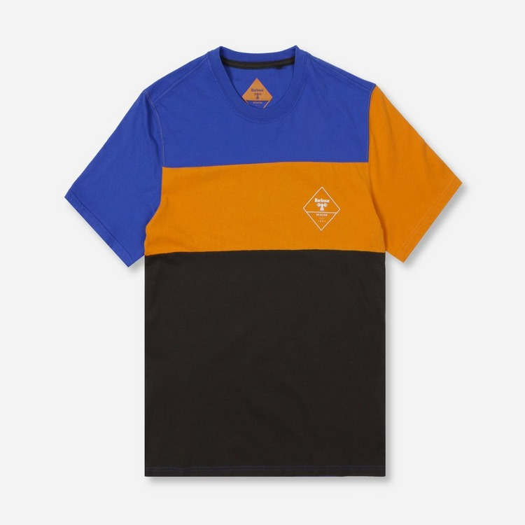 Barbour Beacon Bow Panel T-Shirt
