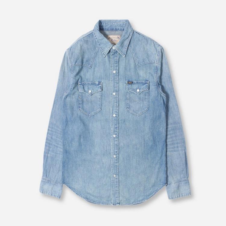 Polo Ralph Lauren Icon Western Shirt