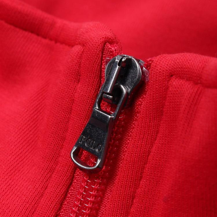Polo Ralph Lauren Double Knit Half Zip