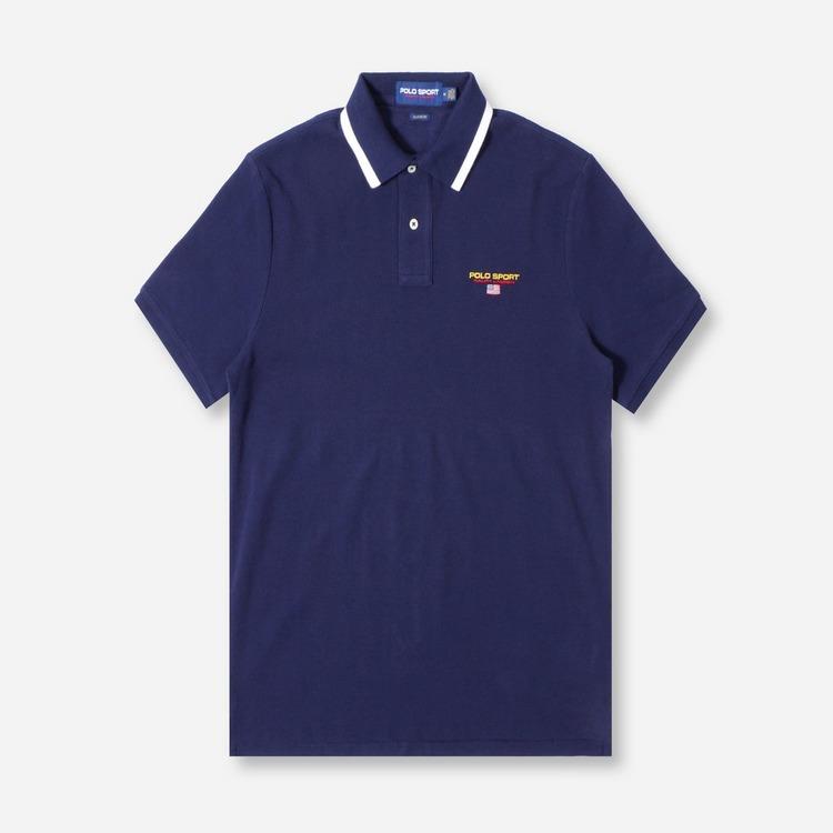 Polo Sport Mesh Polo Shirt
